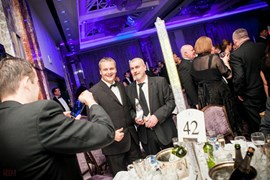 DCSS and Grundon at 2013 Event Production Awards!