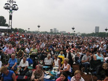 Bbcpromsinthepark2005 Seta Magdat T Finally A Day In The Country For The London Massive