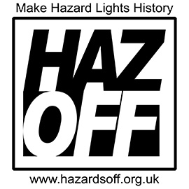 2013 Hazards Off on festival and event sites campaign logo