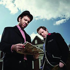 2013 Glastonbury Festival - Guide, previews hints, tips and advice - Chase and Status