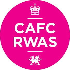Royal Welsh Agricultural Society RWAS crest logo - Royal Welsh Show