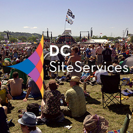 DC Site Services Event and Festival Jobs at the 2014 Glastonbury Festival