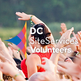 The new DC Site Services Volunteer Application is now open!