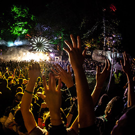 Paid event jobs available at the 2014 Electric Picnic Festival!
