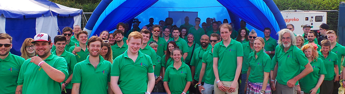 DC Site Services Festival and Event Staff Contractor